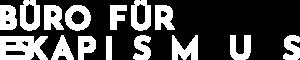 Logo Büro für Eskapismus weiß